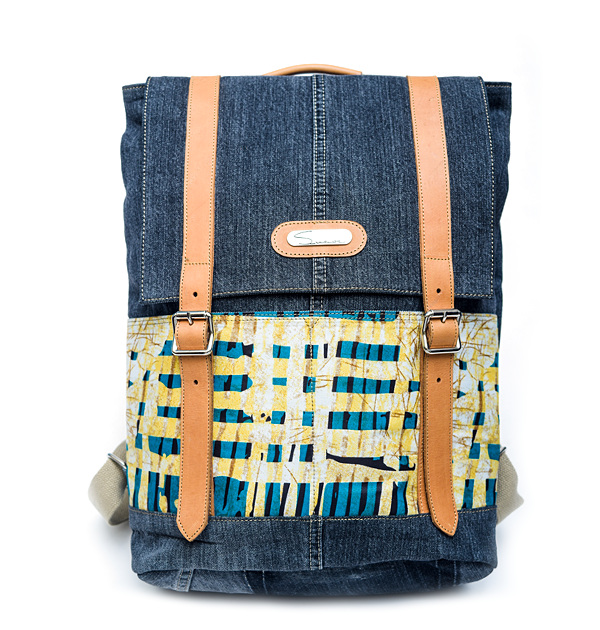 CITY PACK. DENIM + PRINT. 151