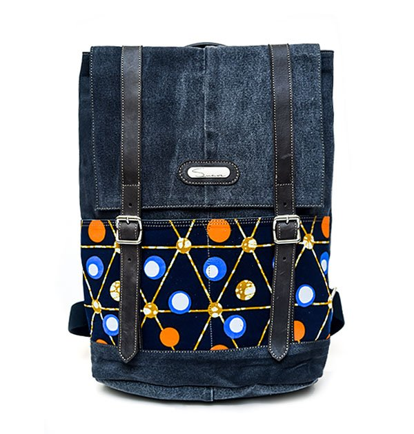 CITY PACK. DENIM + PRINT. 154