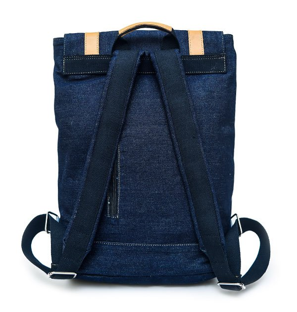 CITY PACK. DENIM. DARK BLUE