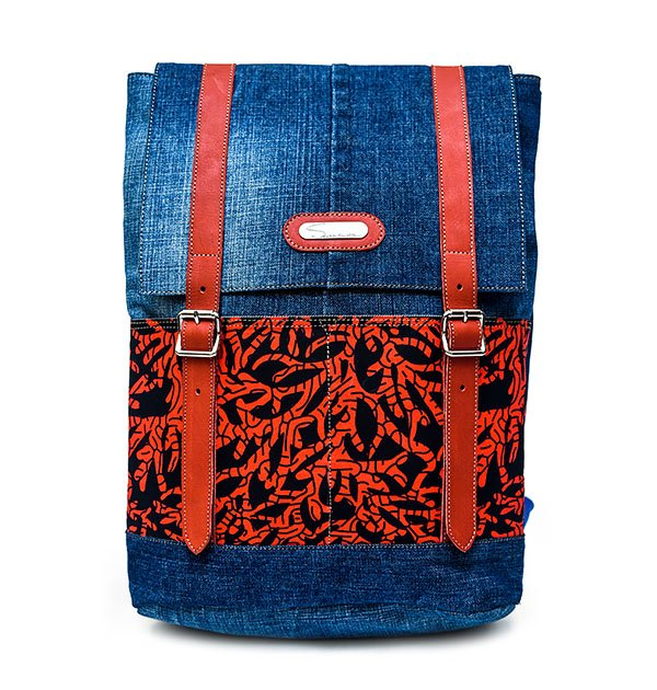 CITY PACK. DENIM + PRINT. 153